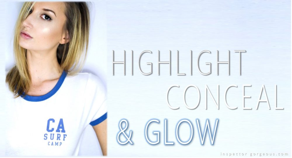 Highlight Bling: Conceal, Highlight, & Other Shimmer Adjectives