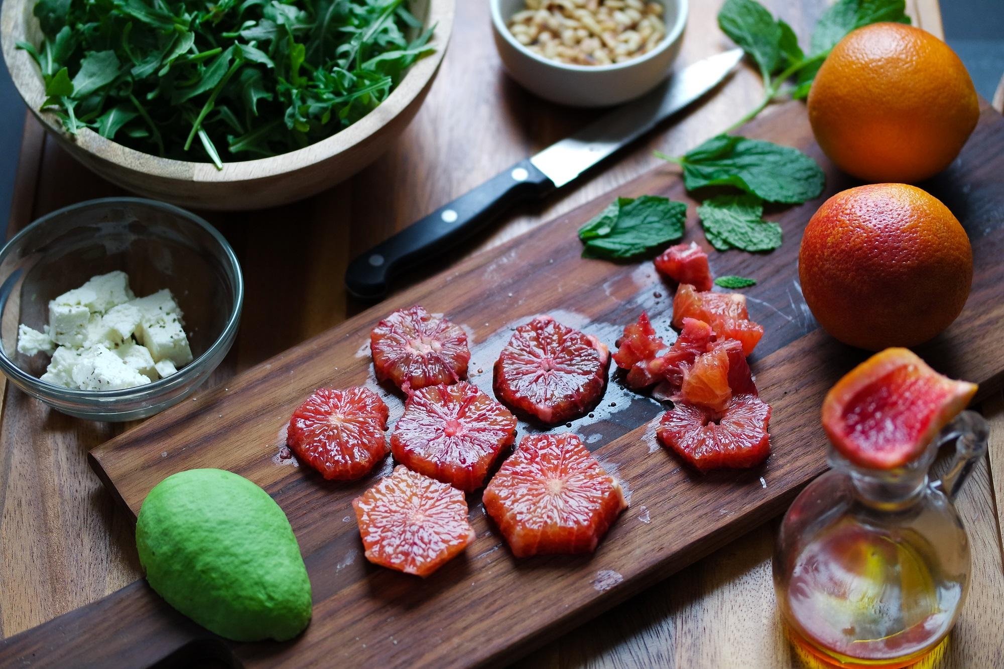 Blood Orange Salad-0199