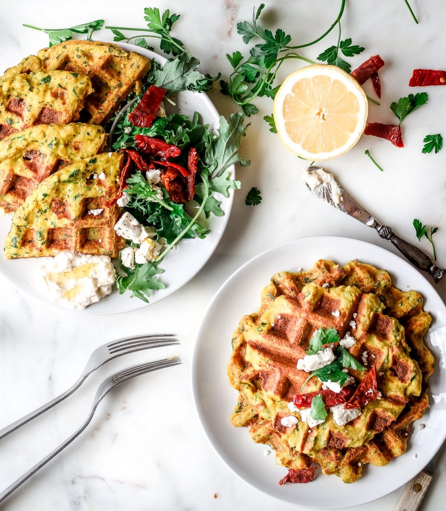 Falafel: Can It Be Waffled? The Fawaffle