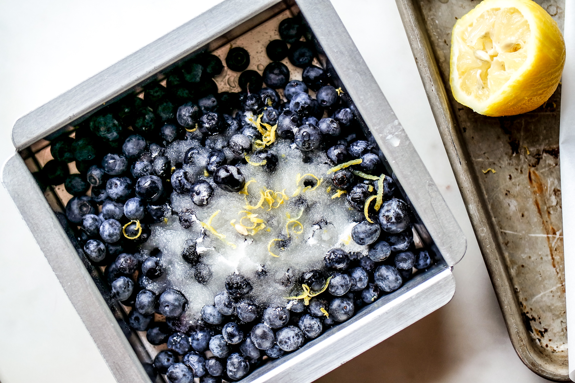 Gluten Free Blueberry Galette-2333