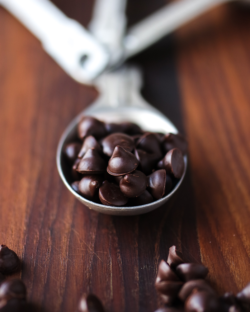 Low Carb Dark Chocolate Chips 0489