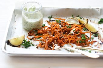 Skinny Cut Chipotle Lime Squash Fries