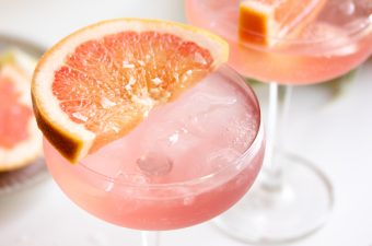 Mix A Probiotic Cocktail With This Coconut Kefir Paloma