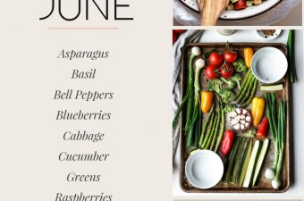 23 Low Carb Fruit & Vegetable Recipes To Make In June
